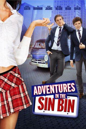 Adventures in the Sin Bin Poster