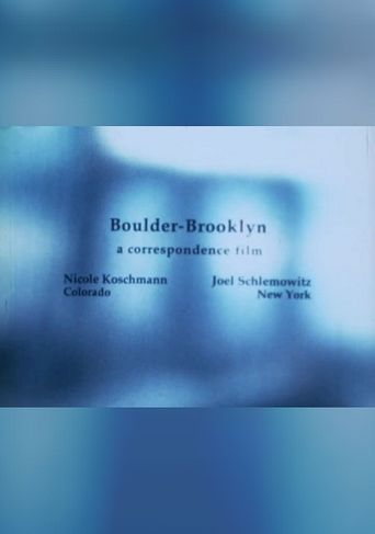 Boulder-Brooklyn Poster