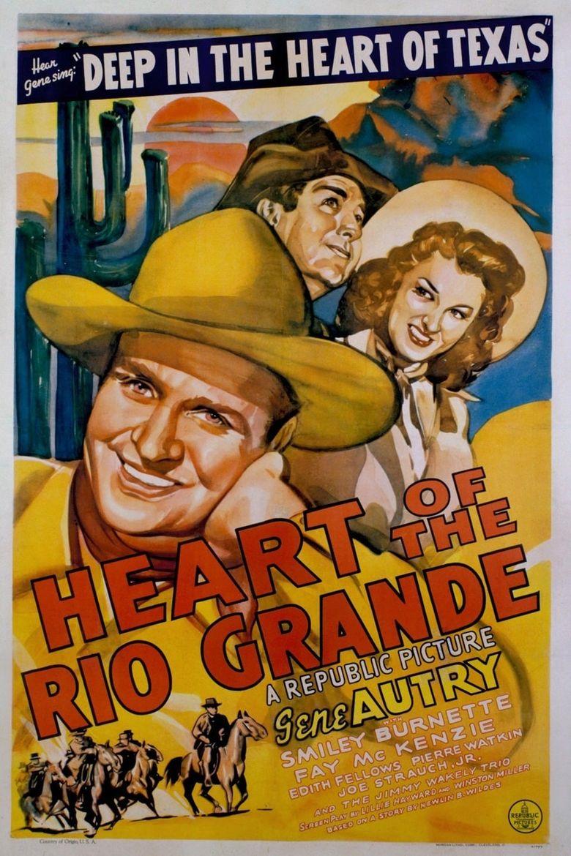Heart of the Rio Grande Poster