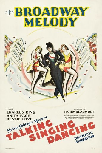 Watch The Broadway Melody