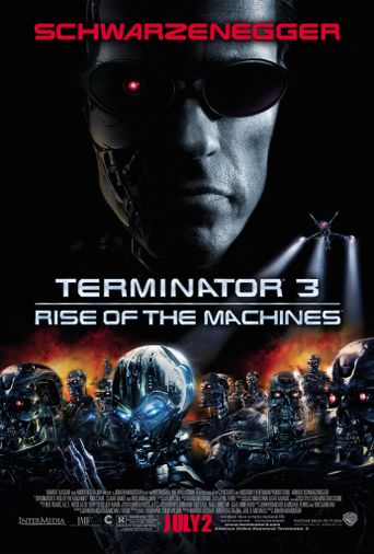 Watch Terminator 3: Rise of the Machines