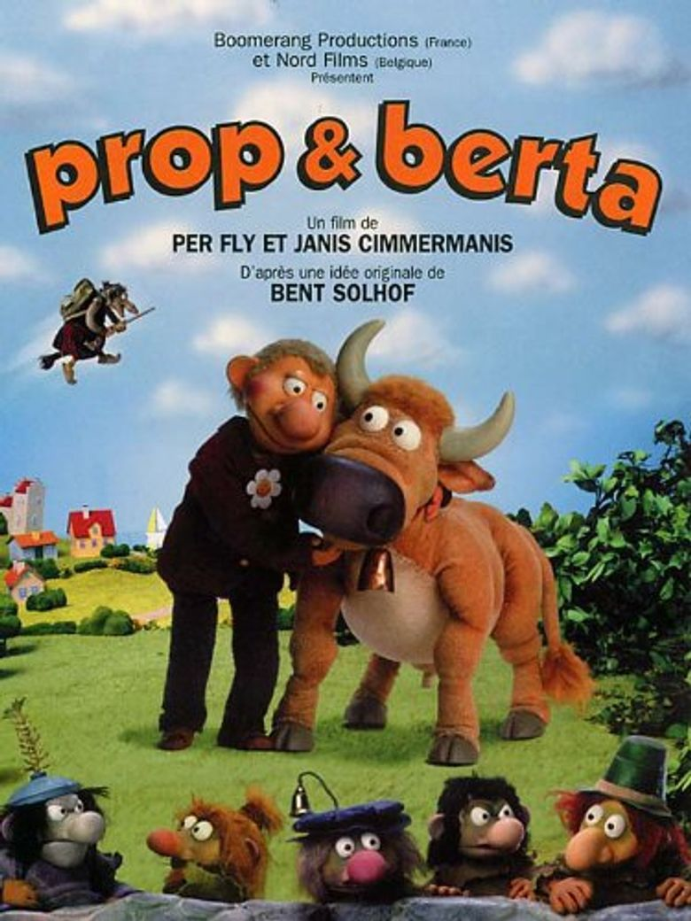 Prop and Berta Poster