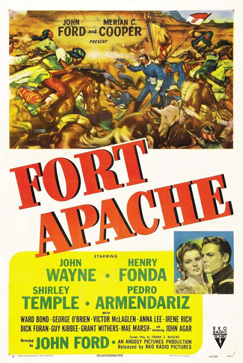 Fort Apache Poster