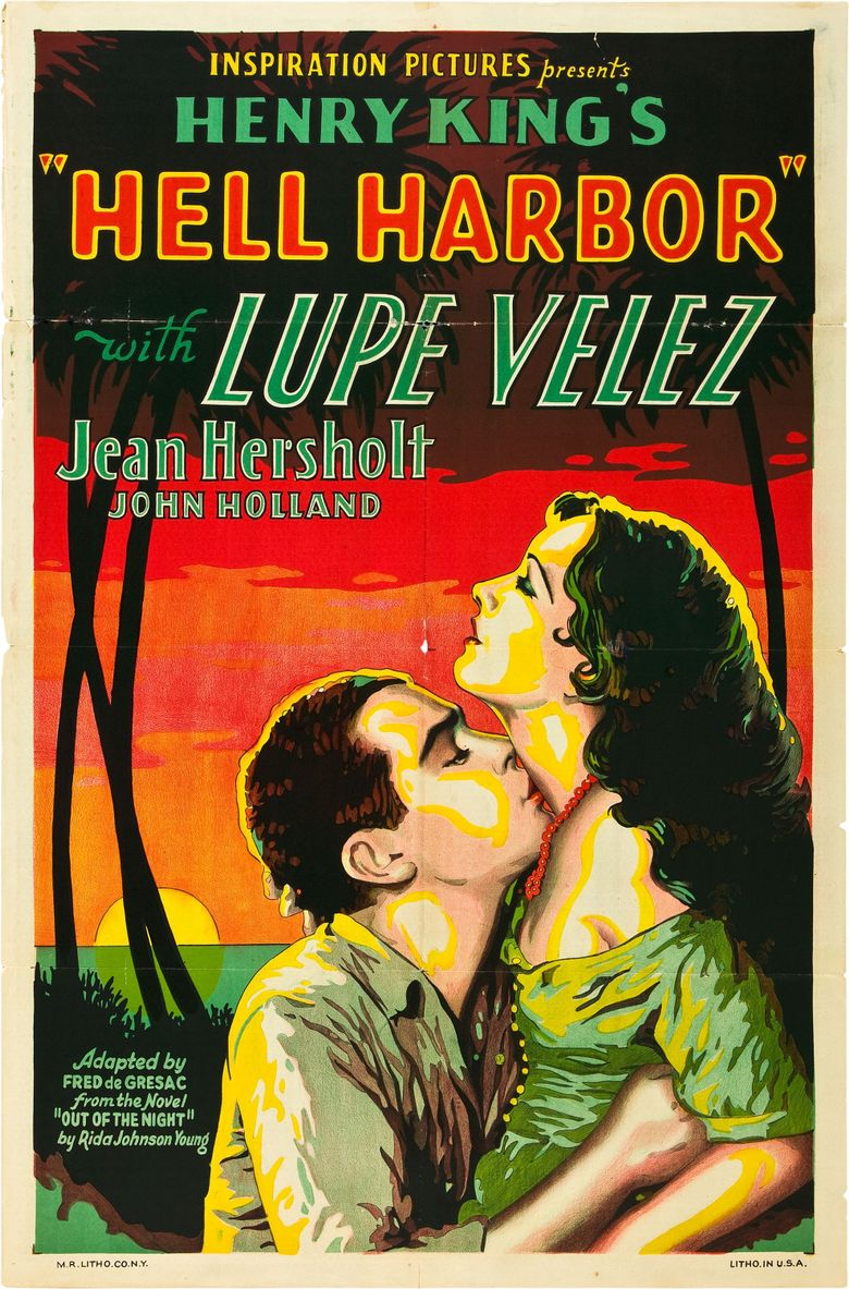 Hell Harbor Poster