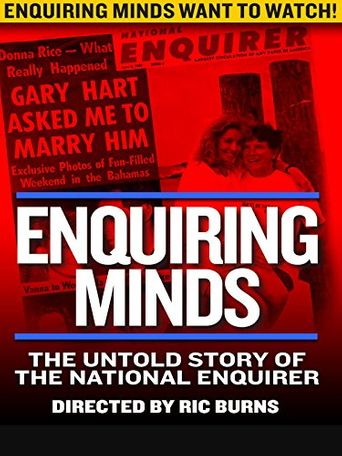 Enquiring Minds: The Untold Story of the Man Behind the National Enquirer Poster