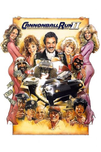Watch Cannonball Run II