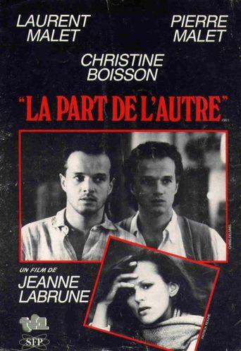 La part de l'autre Poster