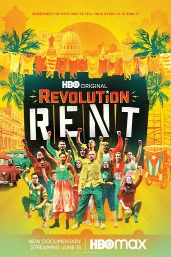 Revolution Rent Poster