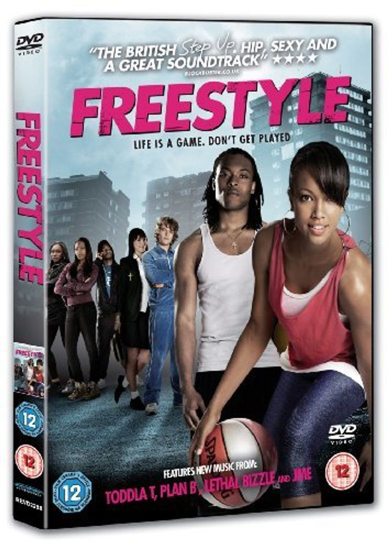 Freestyle Poster