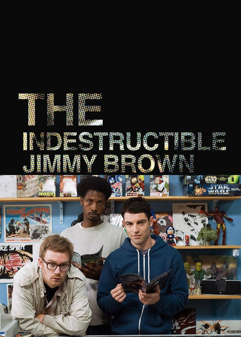 The Indestructible Jimmy Brown Poster