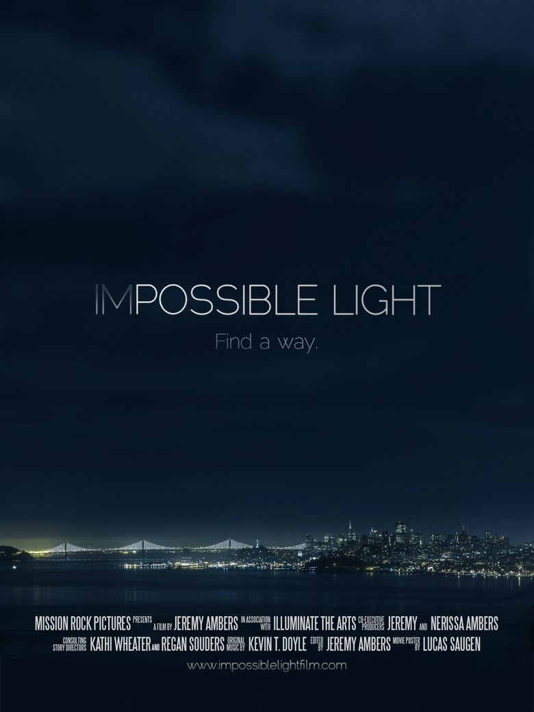 Impossible Light Poster