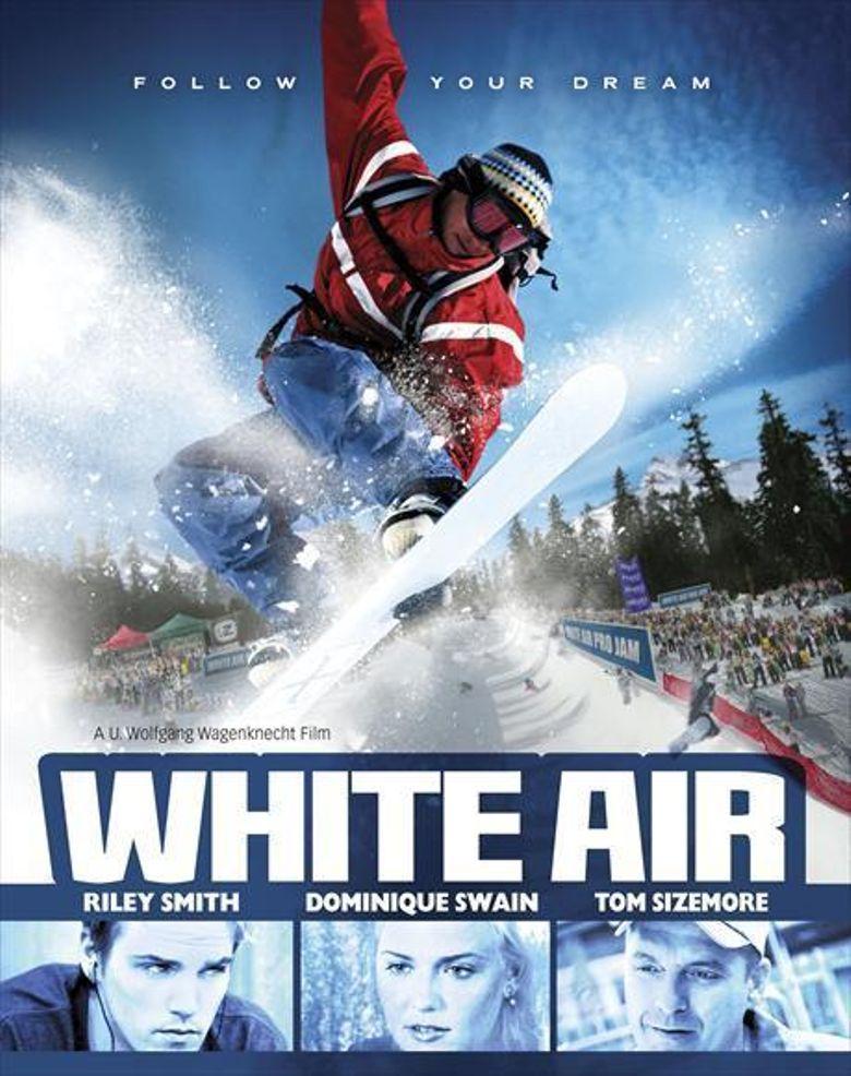 White Air Poster
