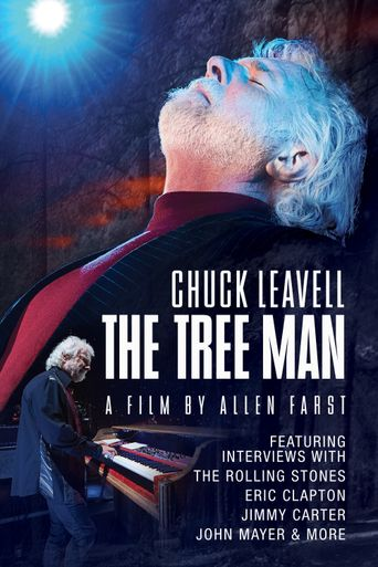 Chuck Leavell: The Tree Man Poster