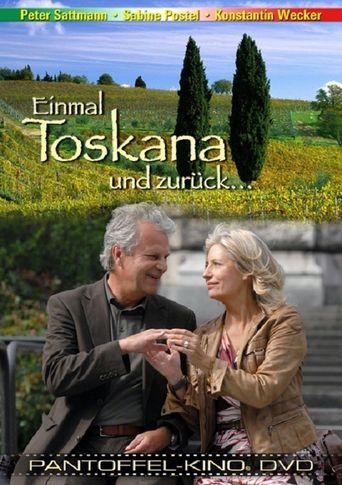 Einmal Toskana und zurück Poster