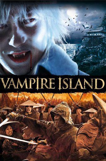 Vampire Island Poster