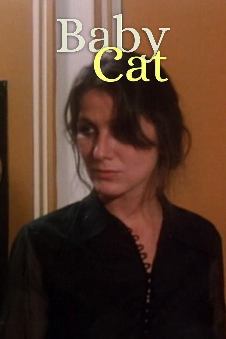 Baby Cat Poster