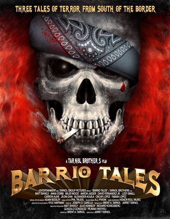 Barrio Tales Poster