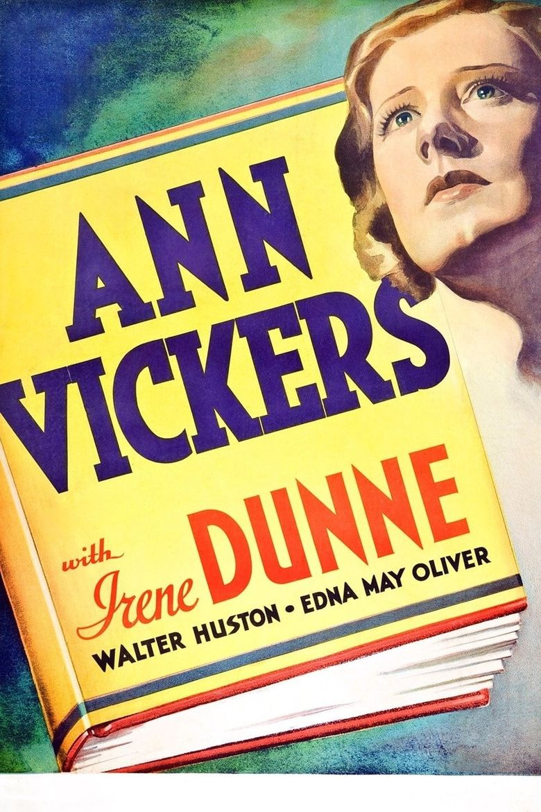Ann Vickers Poster