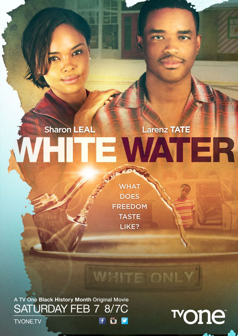 White Water Poster
