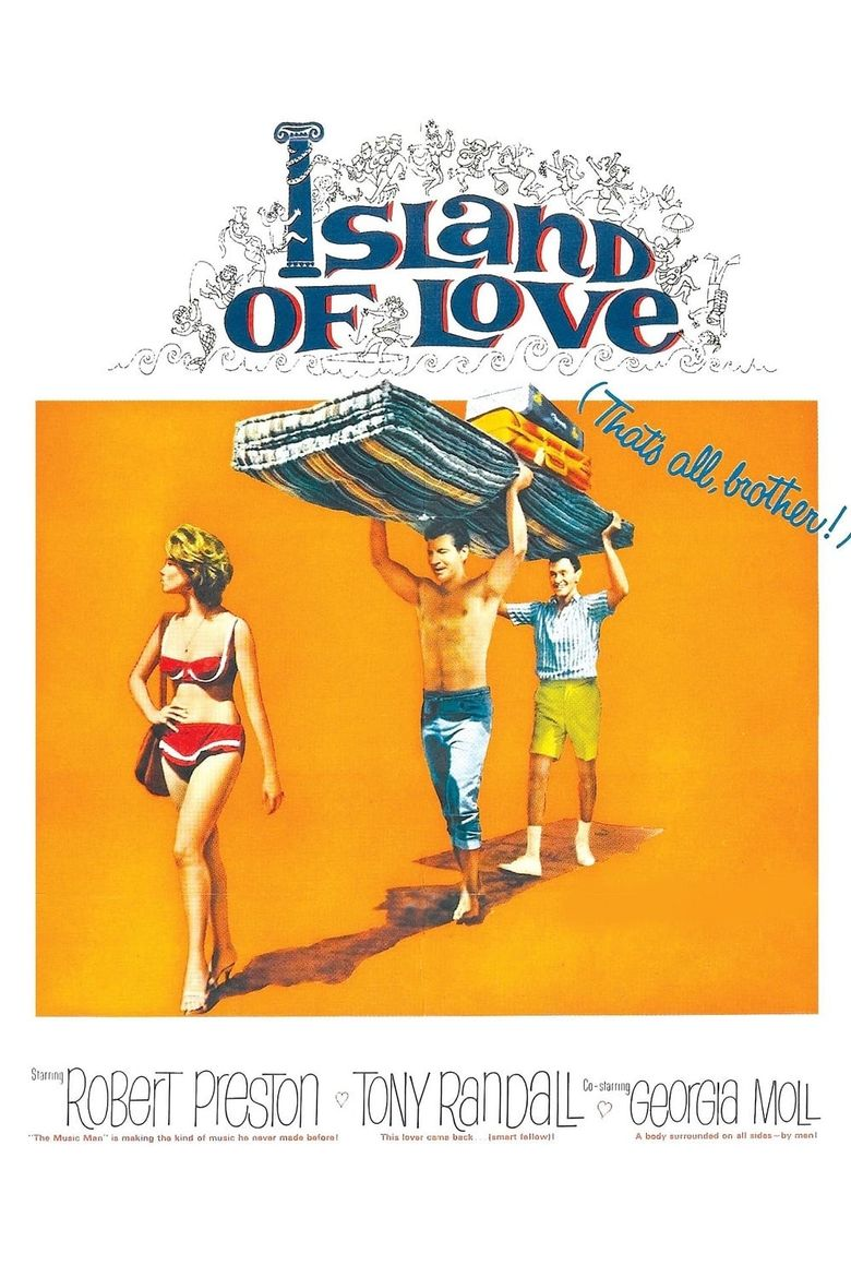 Island of Love Poster