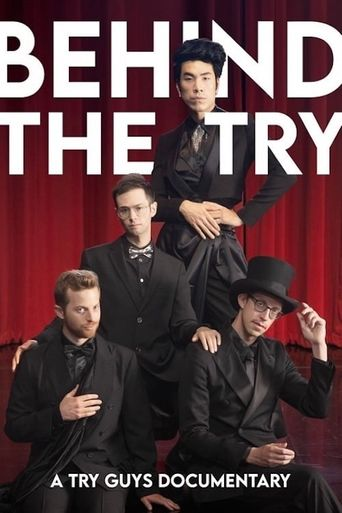 Behind The Try: A Try Guys Documentary Poster