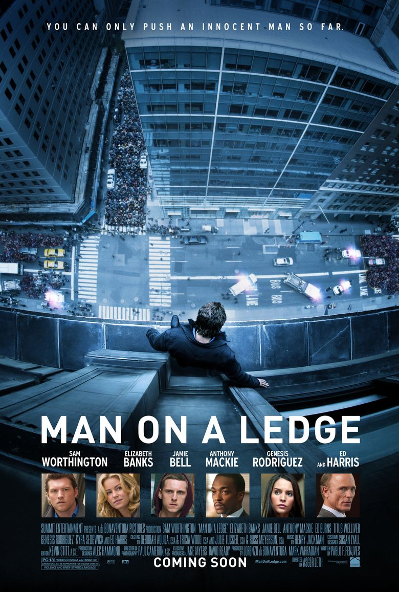 Watch Man on a Ledge
