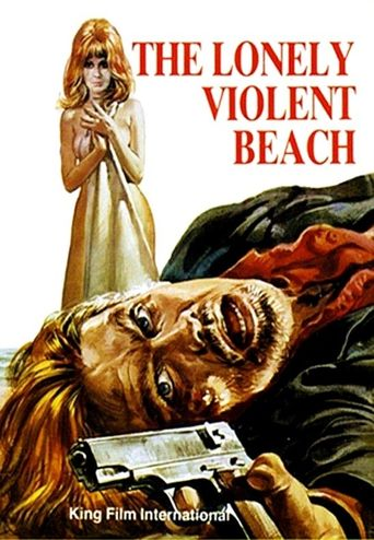 The Lonely Violent Beach Poster