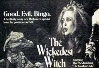 The Wickedest Witch Poster