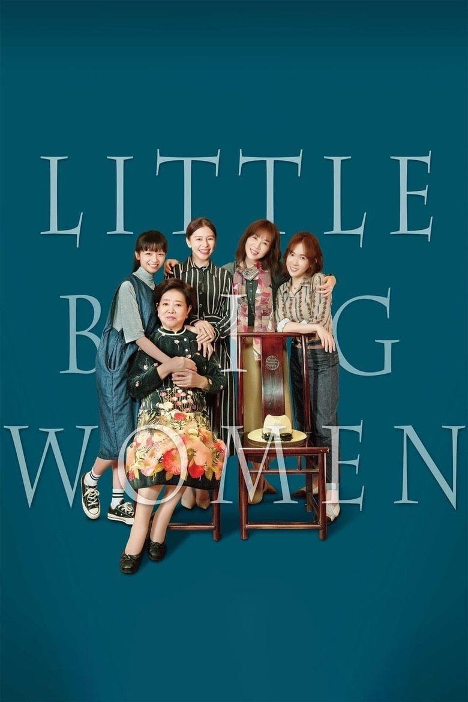 Little Big Women Poster