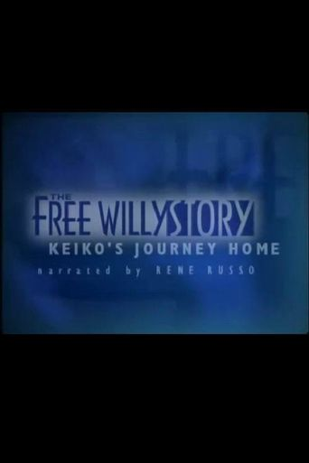 The Free Willy Story - Keiko's Journey Home Poster