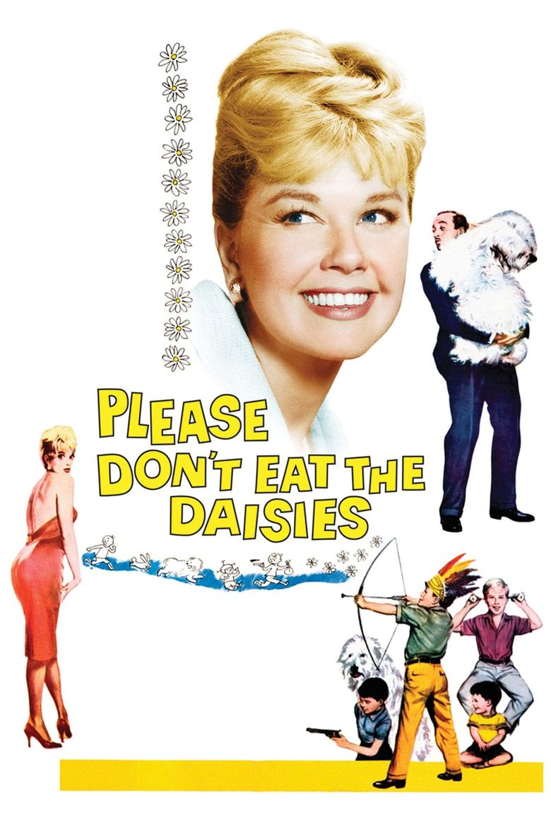 Please Don't Eat the Daisies Poster