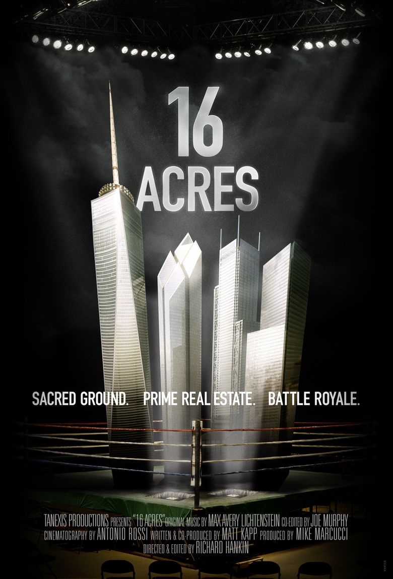 16 Acres Poster
