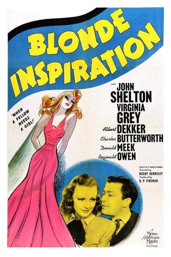 Blonde Inspiration Poster