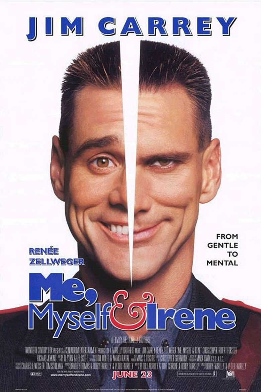 Me, Myself & Irene Poster
