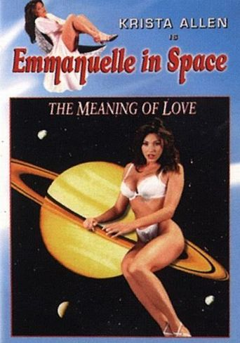 Emmanuelle in Space: The Meaning of Love Poster