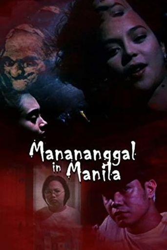 Manananggal in Manila Poster