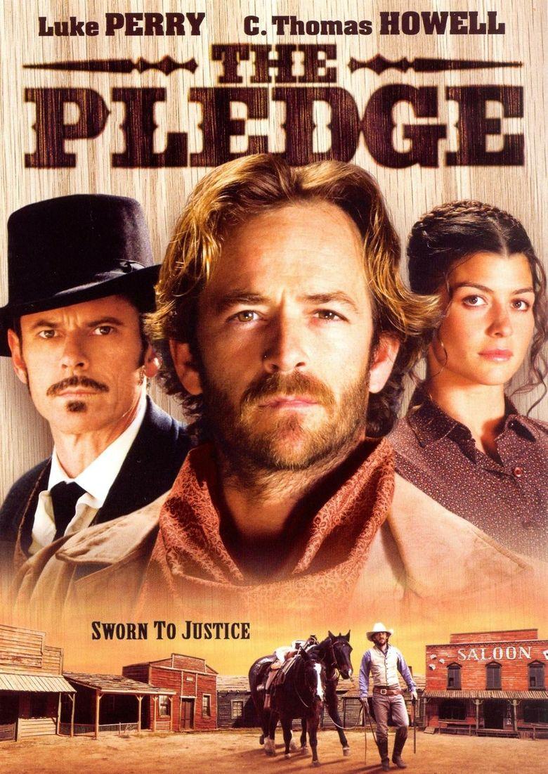 A Gunfighter's Pledge Poster