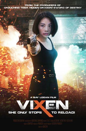 Vixen Poster