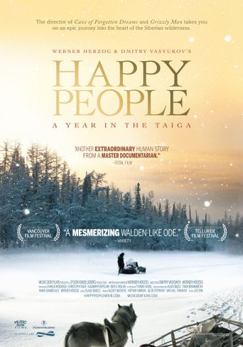 Watch Happy People: A Year in the Taiga