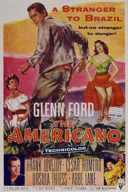 The Americano Poster