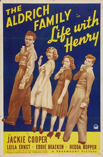Life with Henry Poster