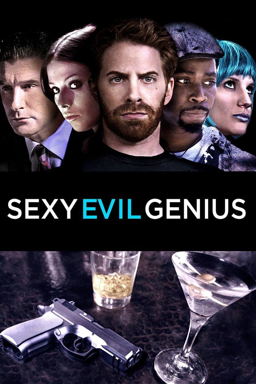 Sexy Evil Genius Poster