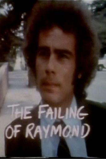 The Failing of Raymond Poster