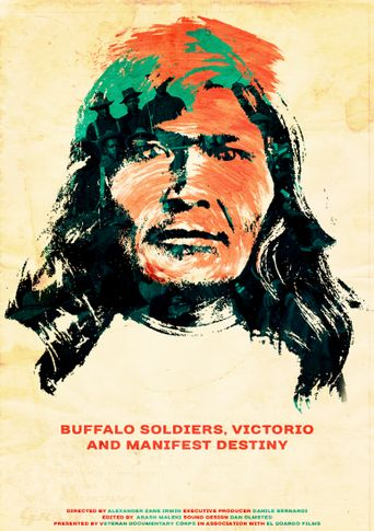 Buffalo Soldiers, Victorio and Manifest Destiny Poster