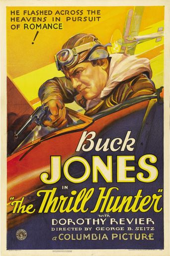 The Thrill Hunter Poster