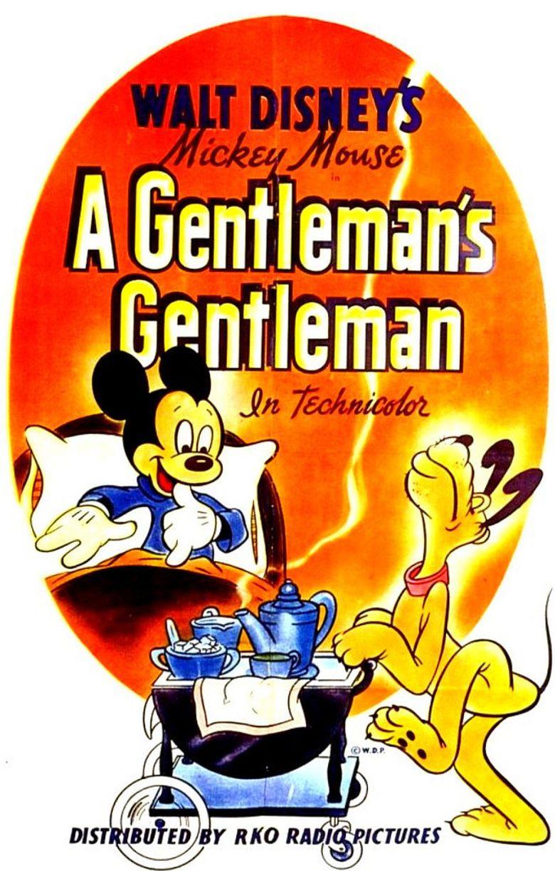 Watch A Gentleman's Gentleman