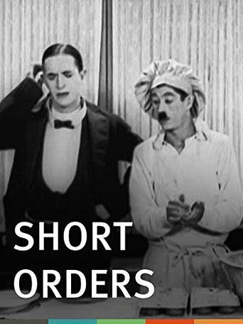 Short Orders Poster