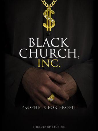 Black Church, Inc. Poster