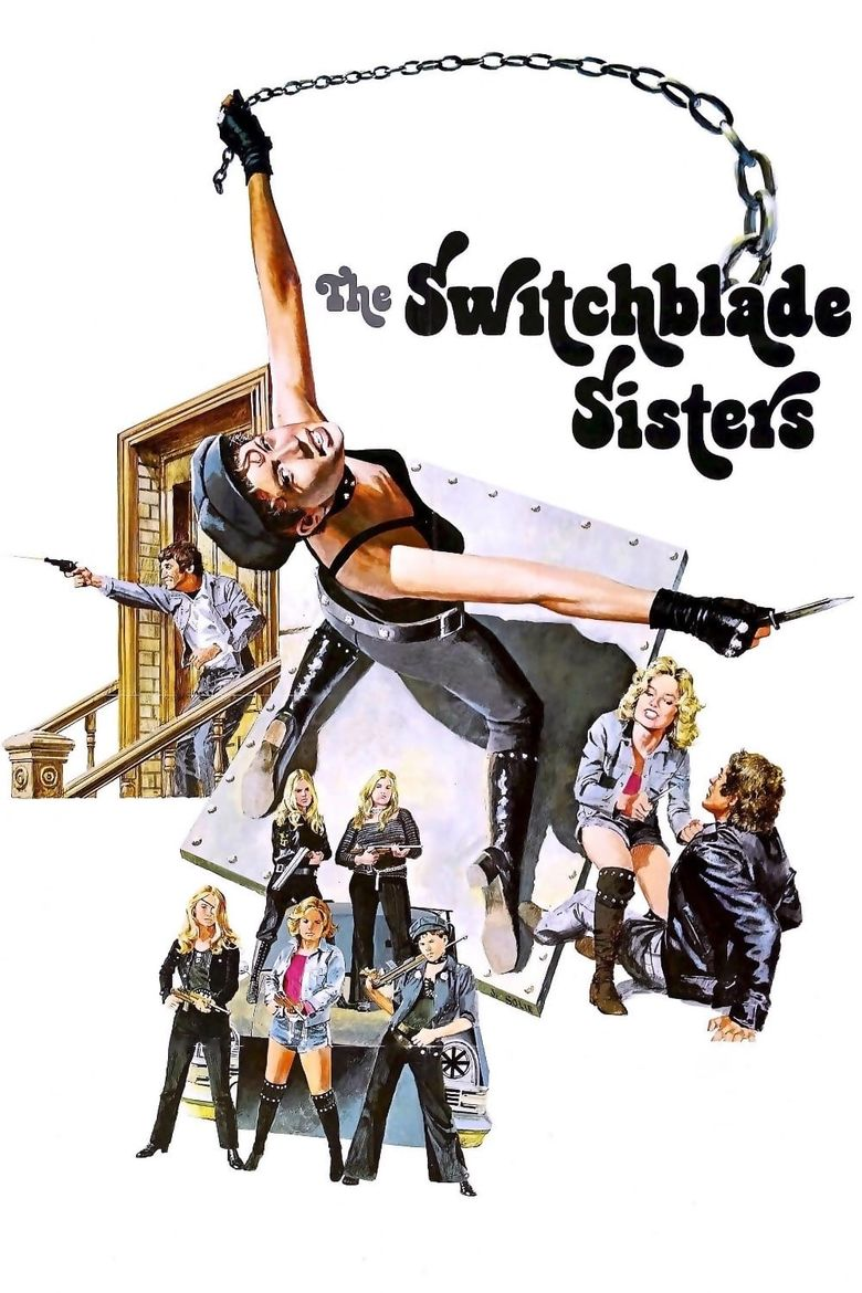 The Switchblade Sisters Poster