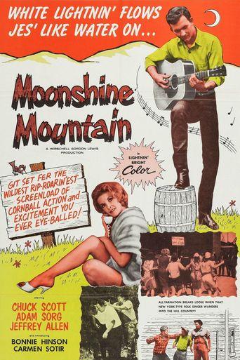 Moonshine Mountain Poster